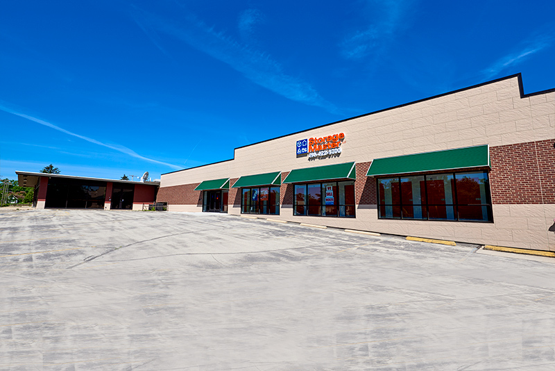 Superb Self Storage Units In Muskego, WI
